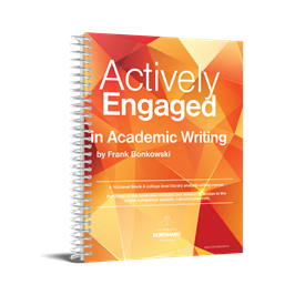 Cover icon of Actively Engaged in Academic Writing